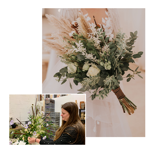 Lilac & Wild Floral Design Packages